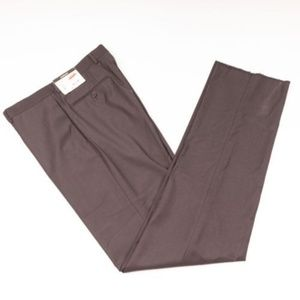 Men's Alfant Dress Pants Slacks Formal Wedding Fla